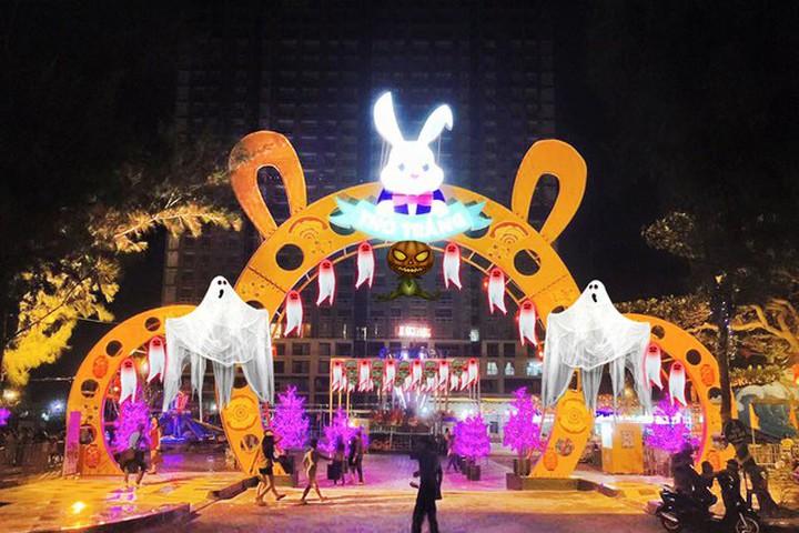 Khám phá loạt địa điểm vui chơi Halloween được check-in nhiều nhất tại Sài Gòn  - Ảnh 11.