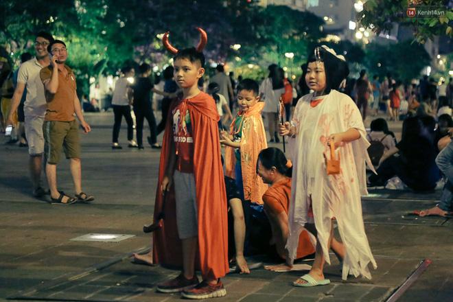 Khám phá loạt địa điểm vui chơi Halloween được check-in nhiều nhất tại Sài Gòn  - Ảnh 4.
