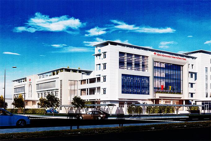 Khánh Hòa: Khởi công dự án Bệnh viện Đa khoa TP Nha Trang 355 tỉ đồng - Ảnh 3.
