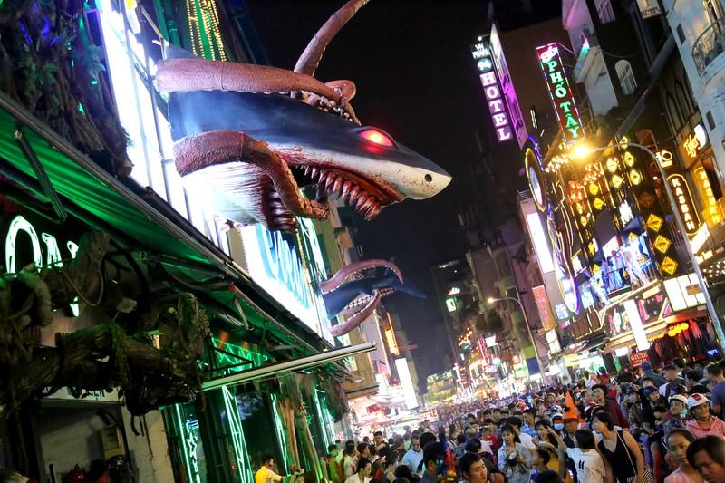 Khám phá loạt địa điểm vui chơi Halloween được check-in nhiều nhất tại Sài Gòn  - Ảnh 3.