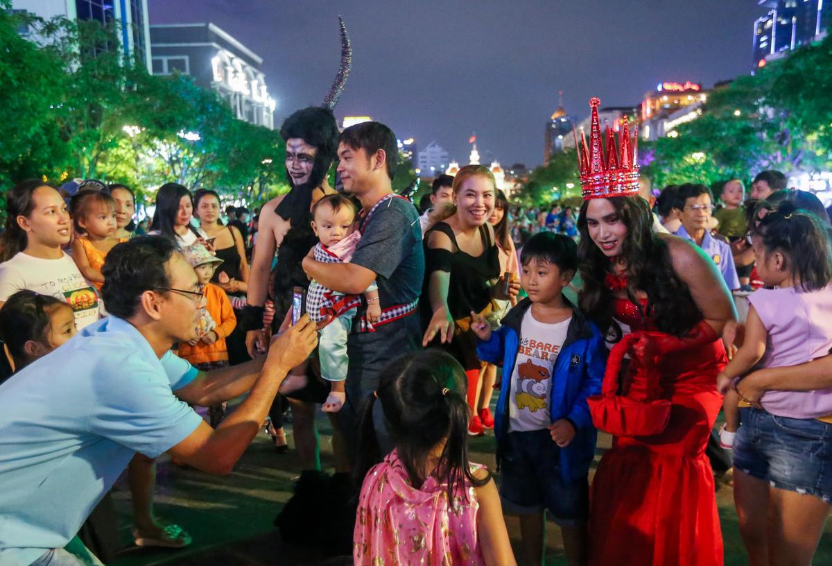 Khám phá loạt địa điểm vui chơi Halloween được check-in nhiều nhất tại Sài Gòn  - Ảnh 5.