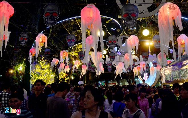 Khám phá loạt địa điểm vui chơi Halloween được check-in nhiều nhất tại Sài Gòn  - Ảnh 12.