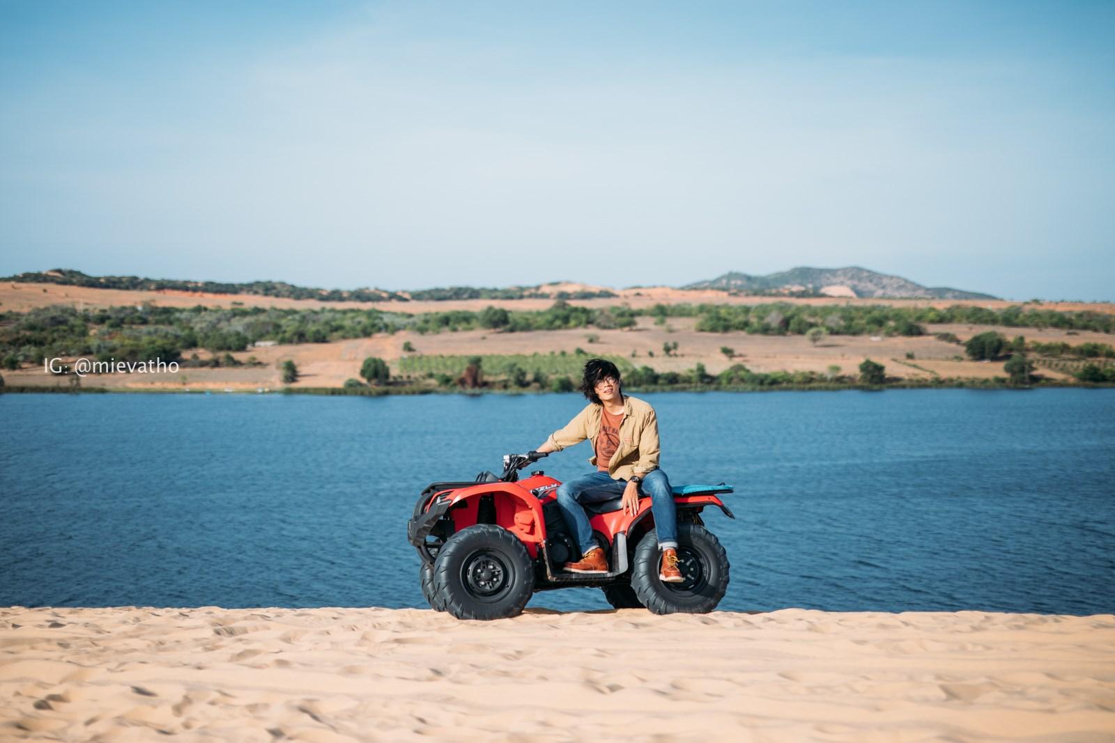 """Đến Bàu Trắng Bình Thuận, khám phá """"tiểu Sahara"""" ấn tượng của dải đất miền Trung  - Ảnh 8."""