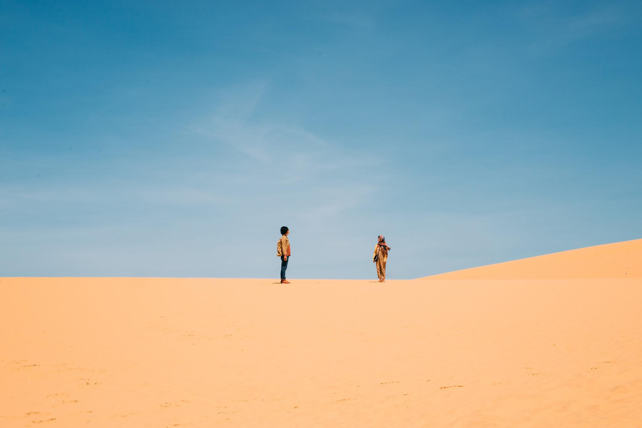 """Đến Bàu Trắng Bình Thuận, khám phá """"tiểu Sahara"""" ấn tượng của dải đất miền Trung  - Ảnh 5."""