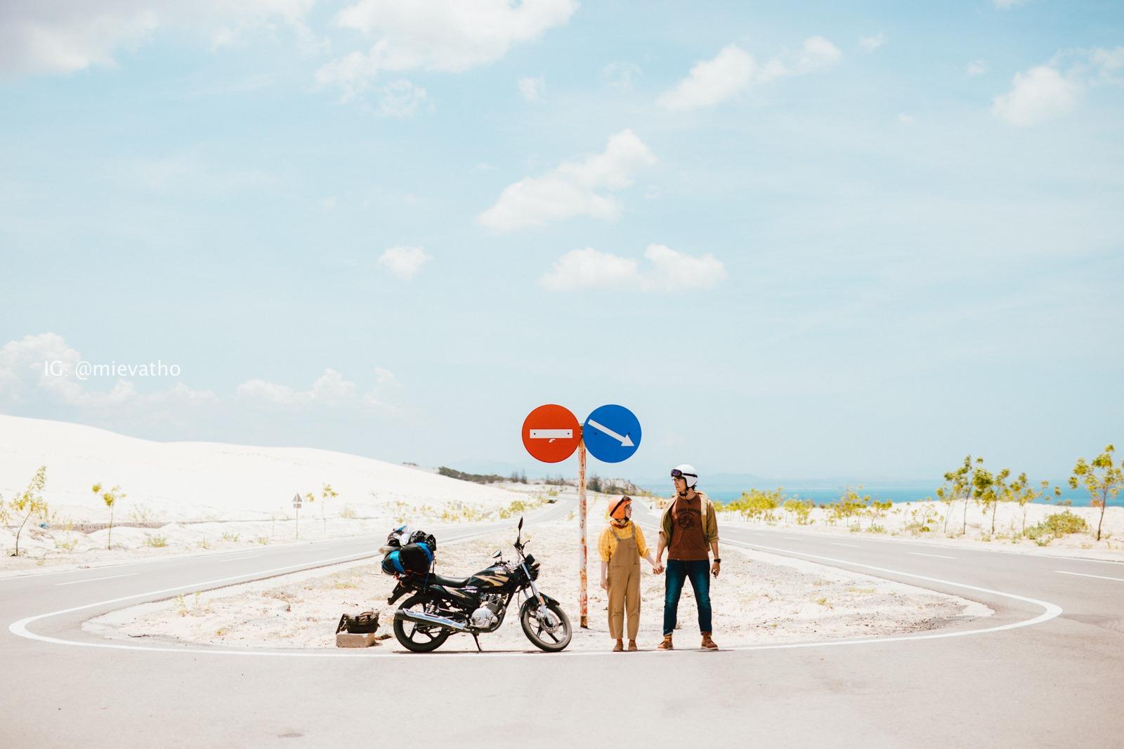 """Đến Bàu Trắng Bình Thuận, khám phá """"tiểu Sahara"""" ấn tượng của dải đất miền Trung  - Ảnh 1."""