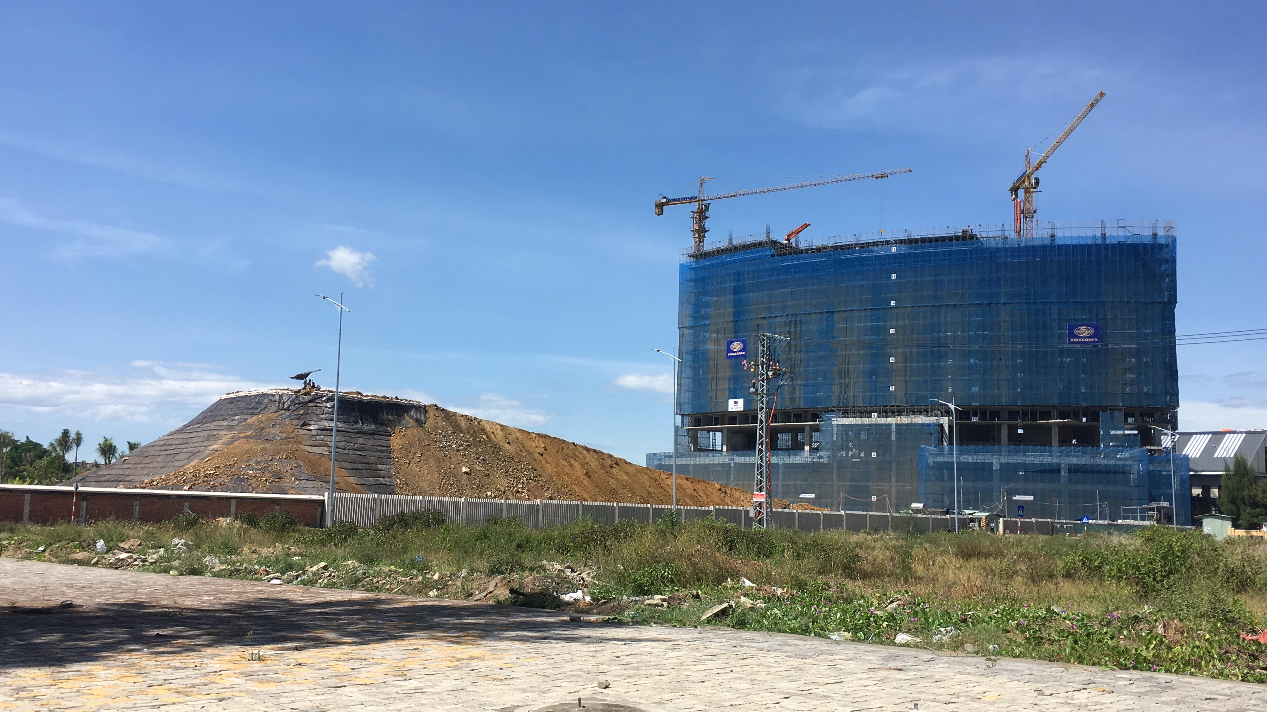 Đà Nẵng đốc thúc những dự án nghìn tỉ đồng để phục hồi tăng trưởng cuối năm 2020 - Ảnh 1.