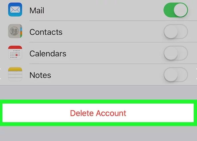 Chi tiết cách xóa tài khoản gmail trên IOS và Android - Ảnh 4.