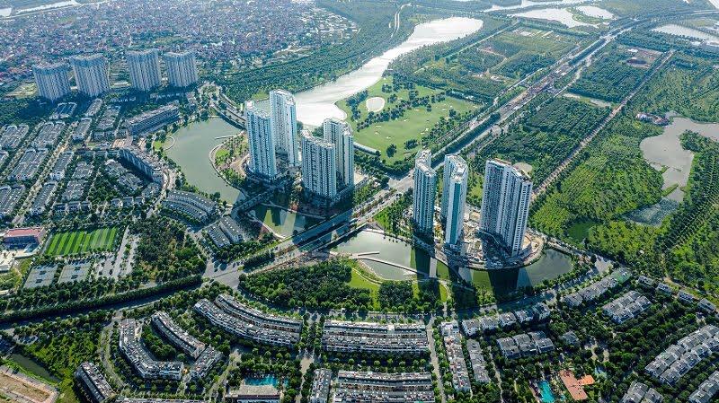 Những khu đô thị đáng sống nhất tại miền Bắc - Ảnh 1.