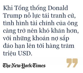 Lỗ hổng giúp những chủ tập đoàn lớn như Tổng thống Donald Trump né thuế hợp pháp - Ảnh 1.