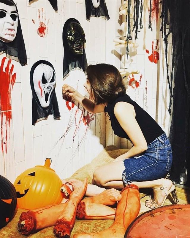 """""""Đột nhập"""" 5 quán cà phê ma mị đậm chất Halloween tại Sài Gòn - Ảnh 14."""