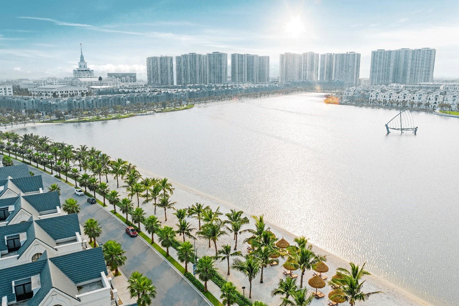 Những khu đô thị xanh đáng sống nhất Hà Nội - Ảnh 6.