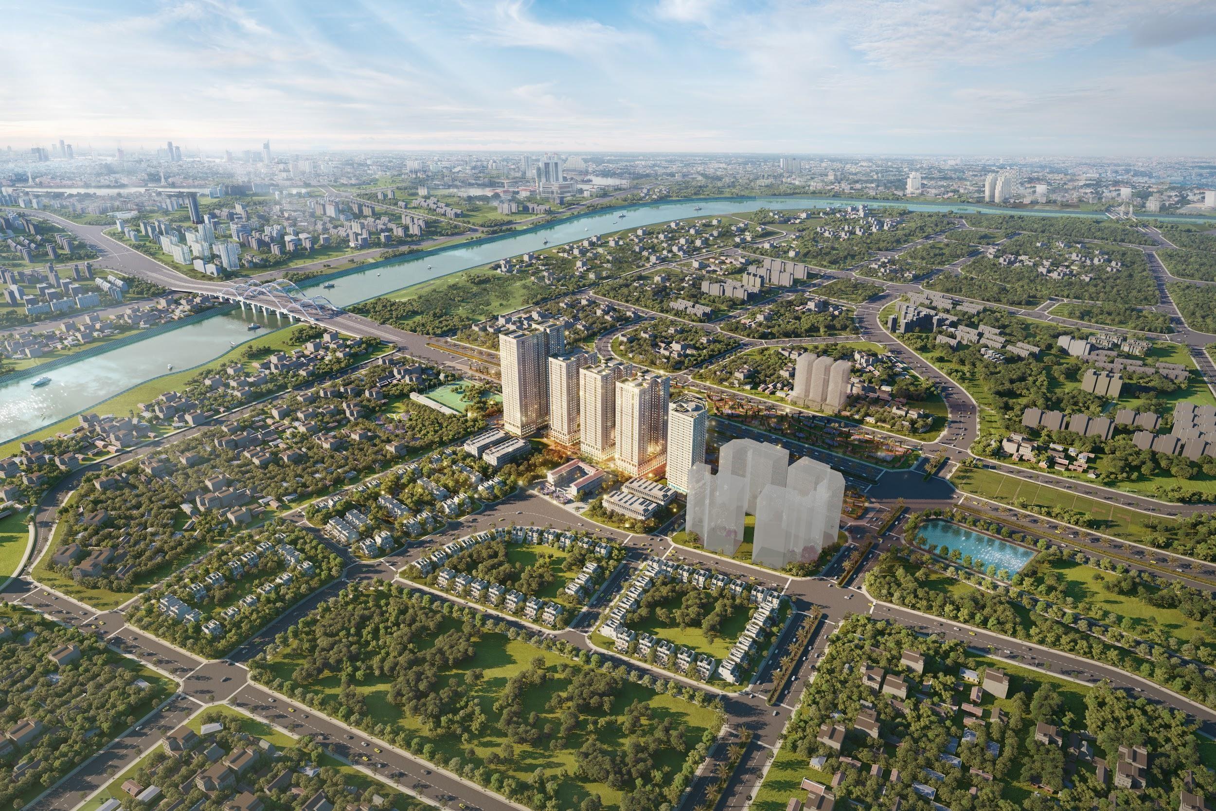 Những khu đô thị xanh đáng sống nhất Hà Nội - Ảnh 7.