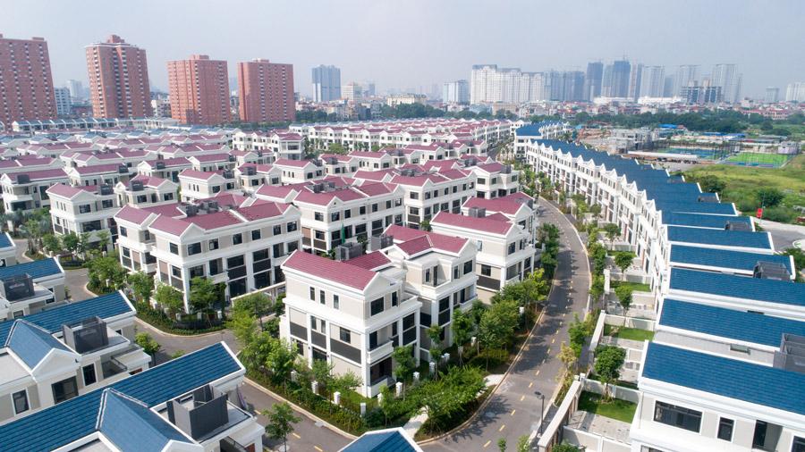 Những khu đô thị xanh đáng sống nhất Hà Nội - Ảnh 15.
