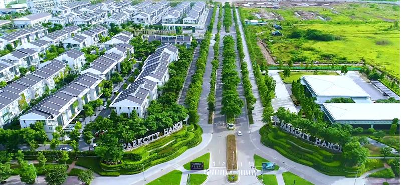 Những khu đô thị xanh đáng sống nhất Hà Nội - Ảnh 3.