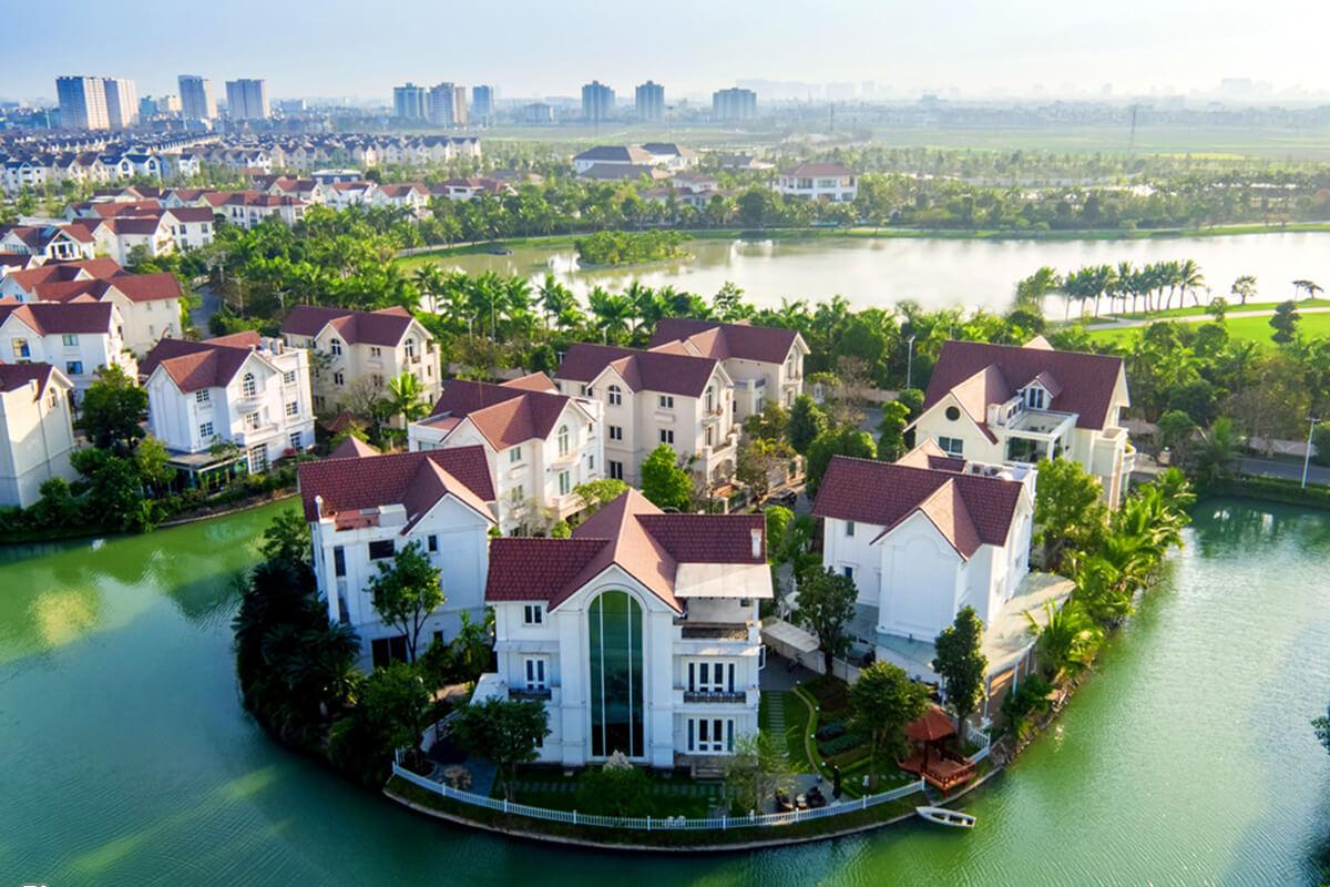 Những khu đô thị xanh đáng sống nhất Hà Nội - Ảnh 12.