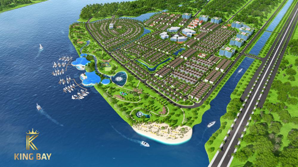 Diễn biến mới tại dự án King Bay 125 ha tại Nhơn Trạch - Ảnh 1.