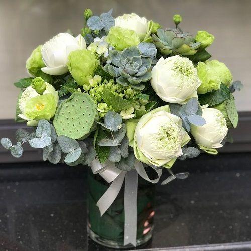 Những mẫu hoa đẹp và ý nghĩa dành tặng thầy cô nhân ngày 20/11 - Ảnh 9.