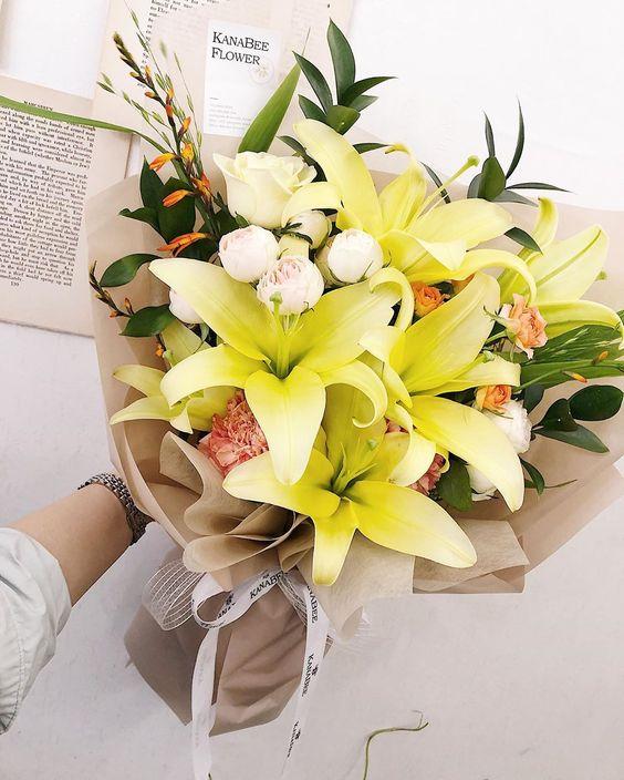 Những mẫu hoa đẹp và ý nghĩa dành tặng thầy cô nhân ngày 20/11 - Ảnh 6.