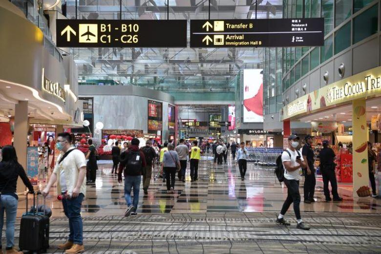 Bong bóng du lịch hàng không Singapore - Hong Kong sẽ đi vào hoạt động từ ngày 22/11 - Ảnh 1.