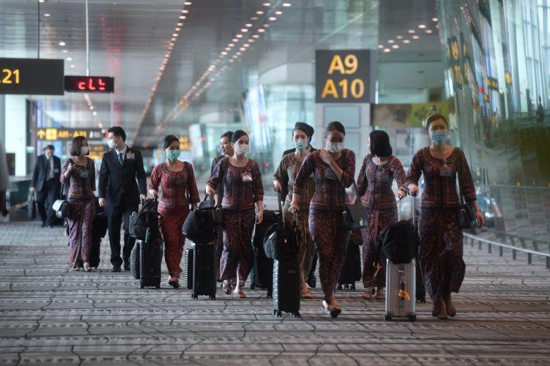 Bong bóng du lịch hàng không Singapore - Hong Kong sẽ đi vào hoạt động từ ngày 22/11 - Ảnh 2.