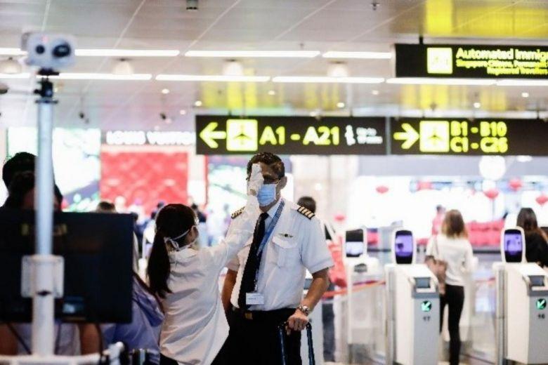 Bong bóng du lịch hàng không Singapore - Hong Kong sẽ đi vào hoạt động từ ngày 22/11 - Ảnh 3.