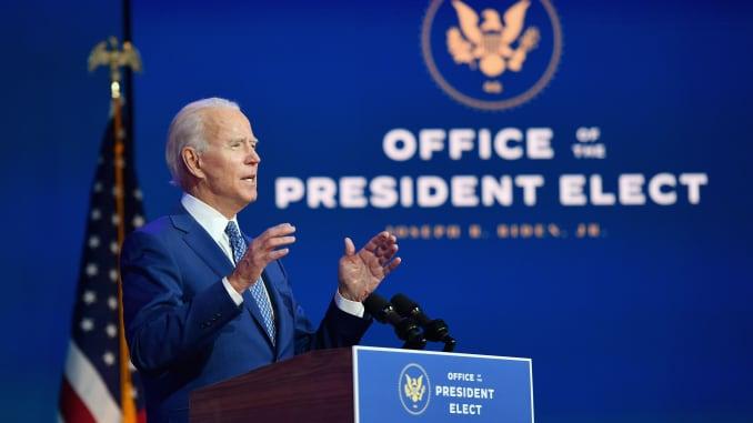 Hai thái cực Joe Biden và Donald Trump sau ngày bầu cử - Ảnh 4.