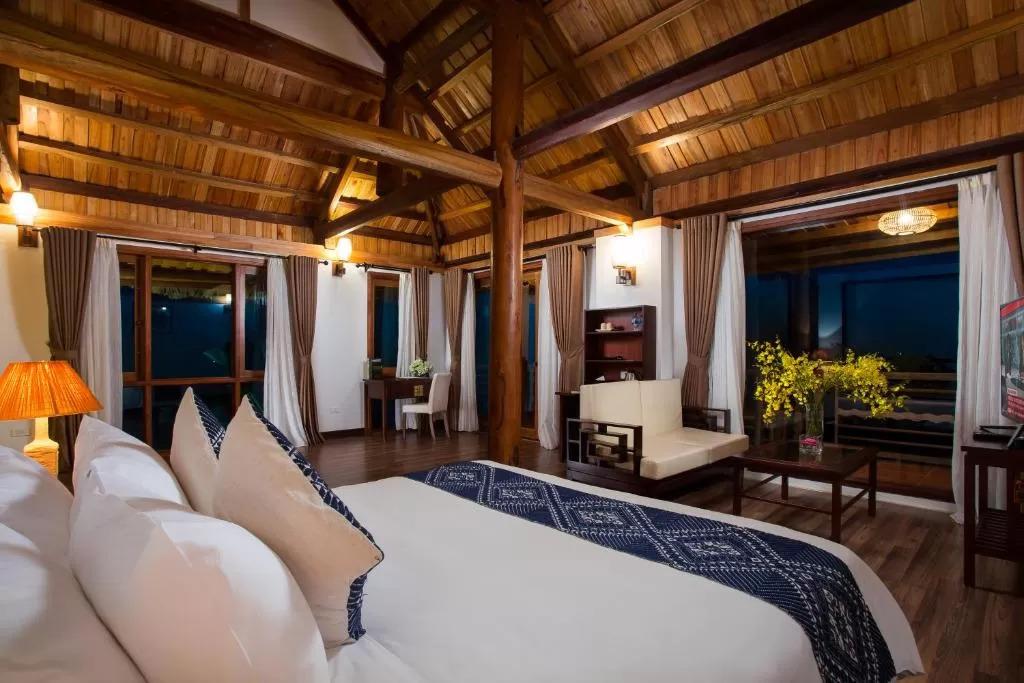Top 3 resort Hòa Bình có hồ bơi ngoài trời được du khách đánh giá cao  - Ảnh 4.