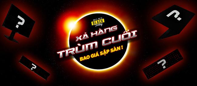 Hà Nội, TP. HCM tưng bừng khuyến mãi các sản phẩm công nghệ dịp Black Friday - Ảnh 3.