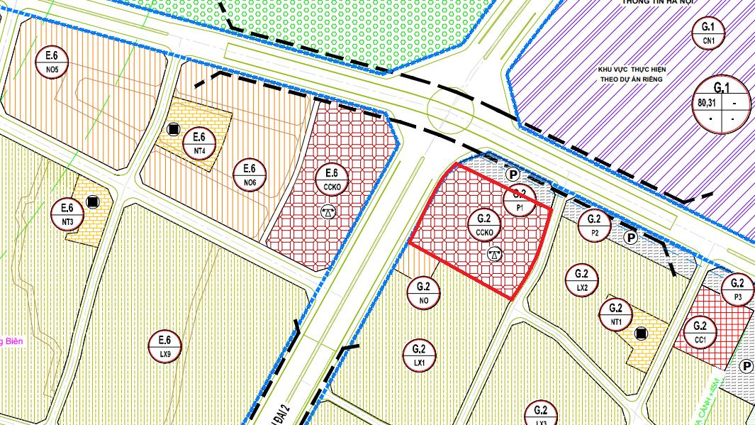 4 khu đất dính qui hoạch ở phường Long Biên, quận Long Biên, Hà Nội - Ảnh 8.