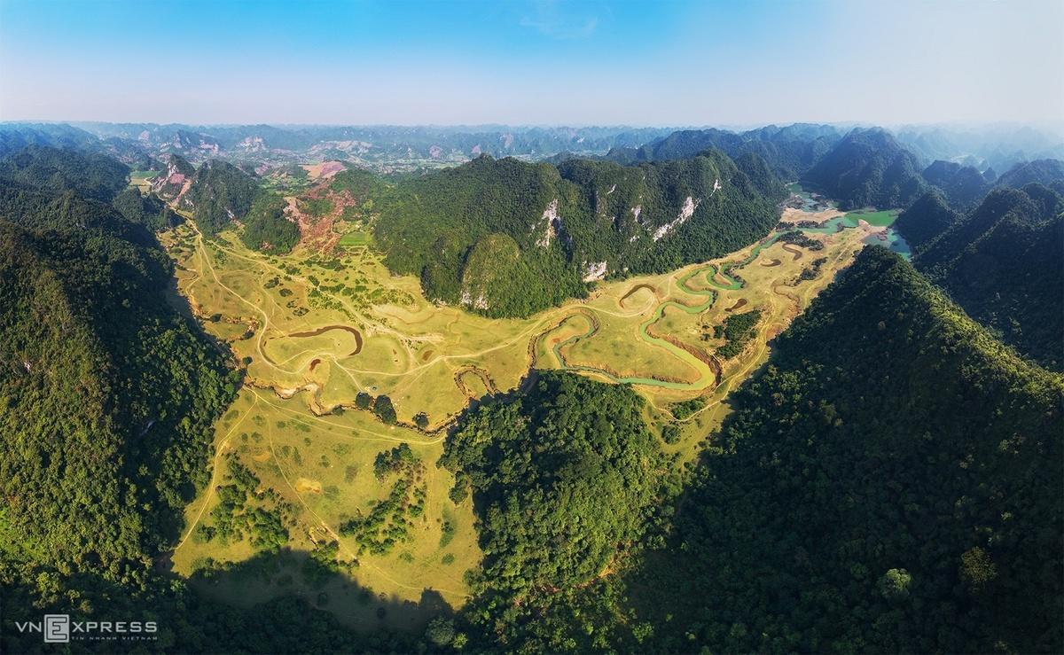 Về xứ Lạng, ghé thăm 'hòn ngọc du lịch' mới nổi mang tên Hữu Lũng - Ảnh 1.