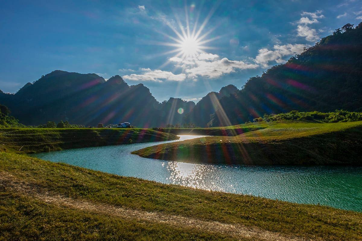 Về xứ Lạng, ghé thăm 'hòn ngọc du lịch' mới nổi mang tên Hữu Lũng - Ảnh 4.