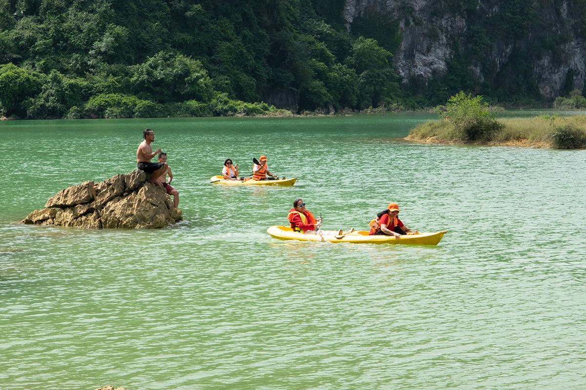 Về xứ Lạng, ghé thăm 'hòn ngọc du lịch' mới nổi mang tên Hữu Lũng - Ảnh 7.