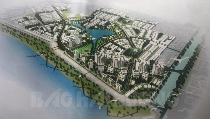 Duyệt đánh giá tác động môi trường của Khu đô thị hơn 100 ha của Ecopark tại Hải Dương  - Ảnh 1.