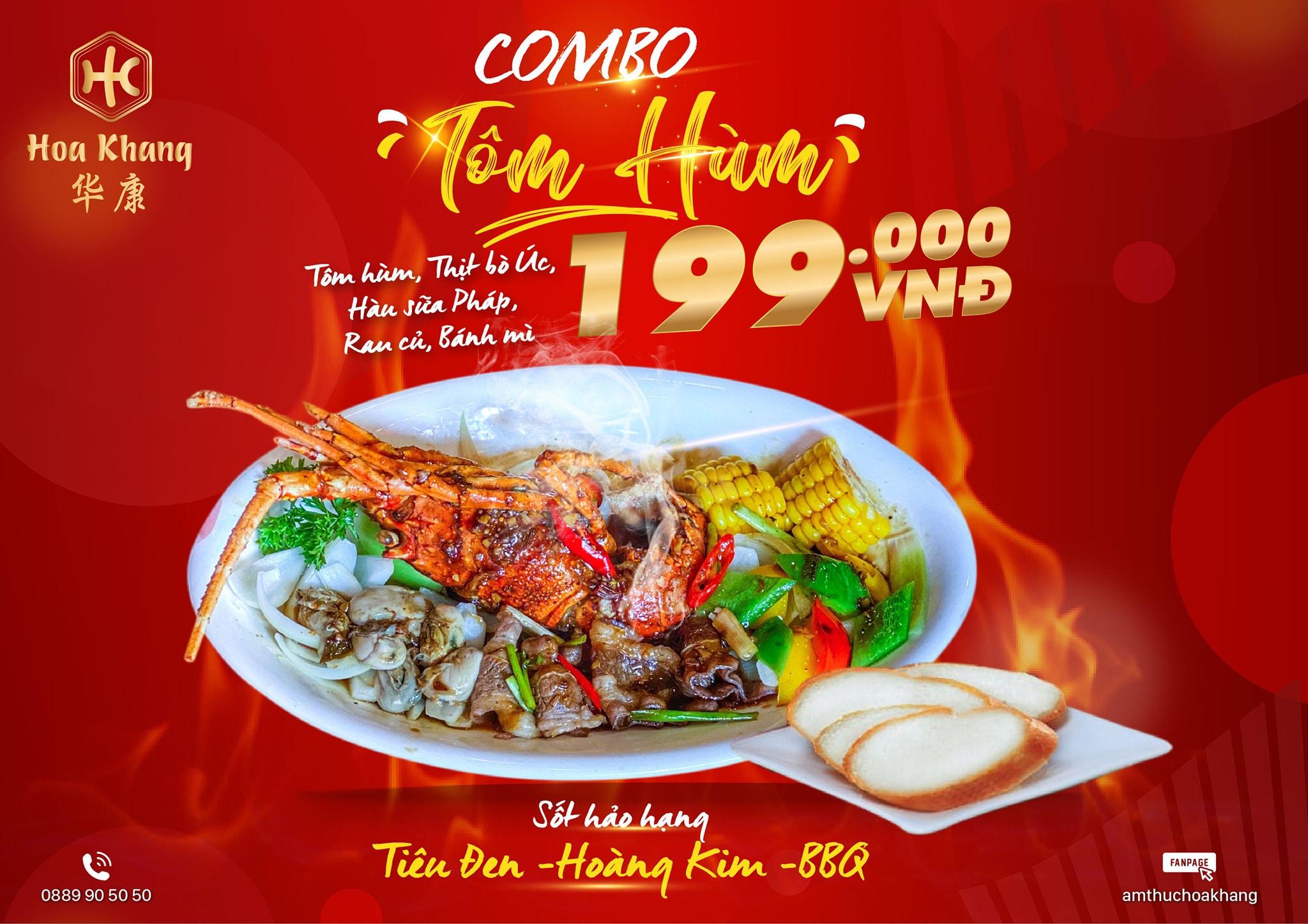 Bỏ túi loạt địa chỉ ăn uống giảm giá 'khủng' dịp cuối tuần tại Sài Gòn  - Ảnh 2.