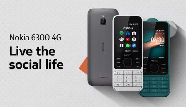 HMD Global hồi sinh Nokia 6300 và Nokia 8000 kết nối 4G siêu tốc và nhiều tính năng nổi bật - Ảnh 1.