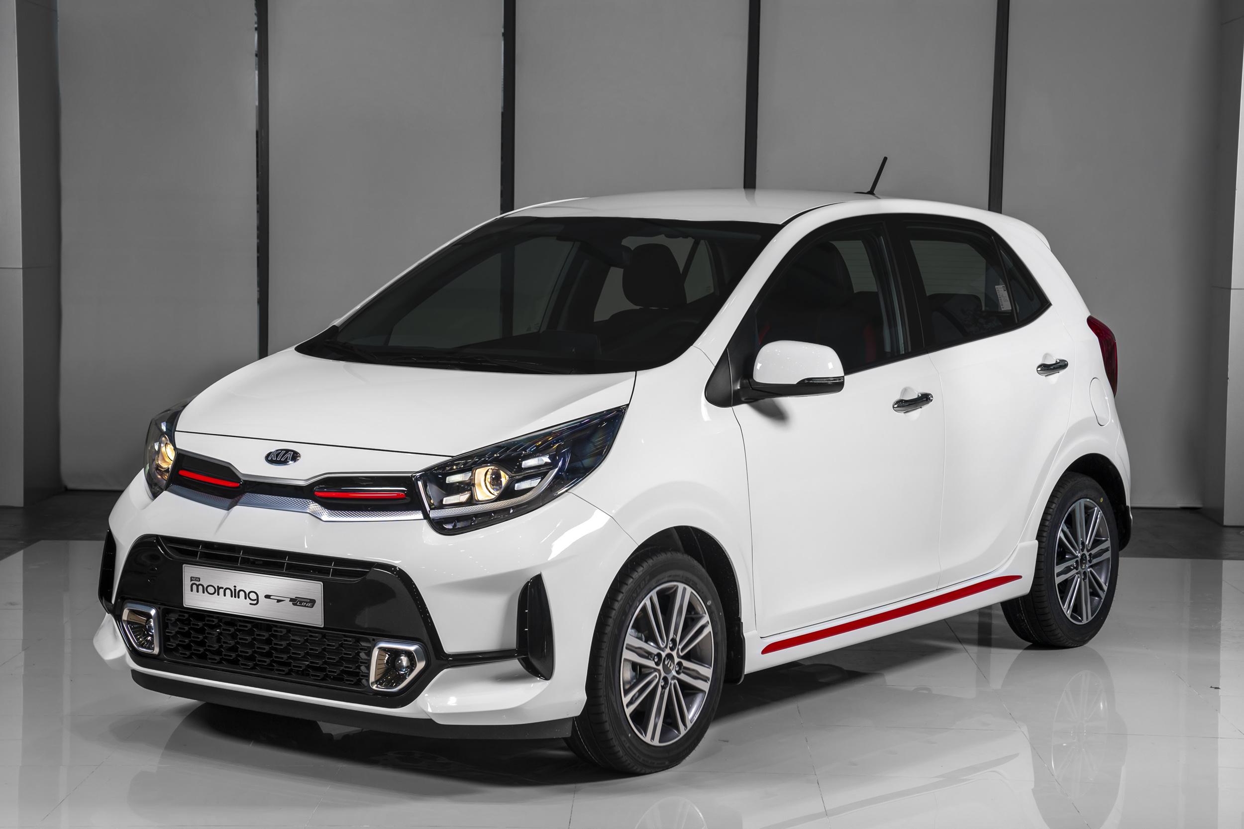 THACO ra mắt mẫu xe KIA Morning mới với giá từ 439 triệu đồng - Ảnh 1.