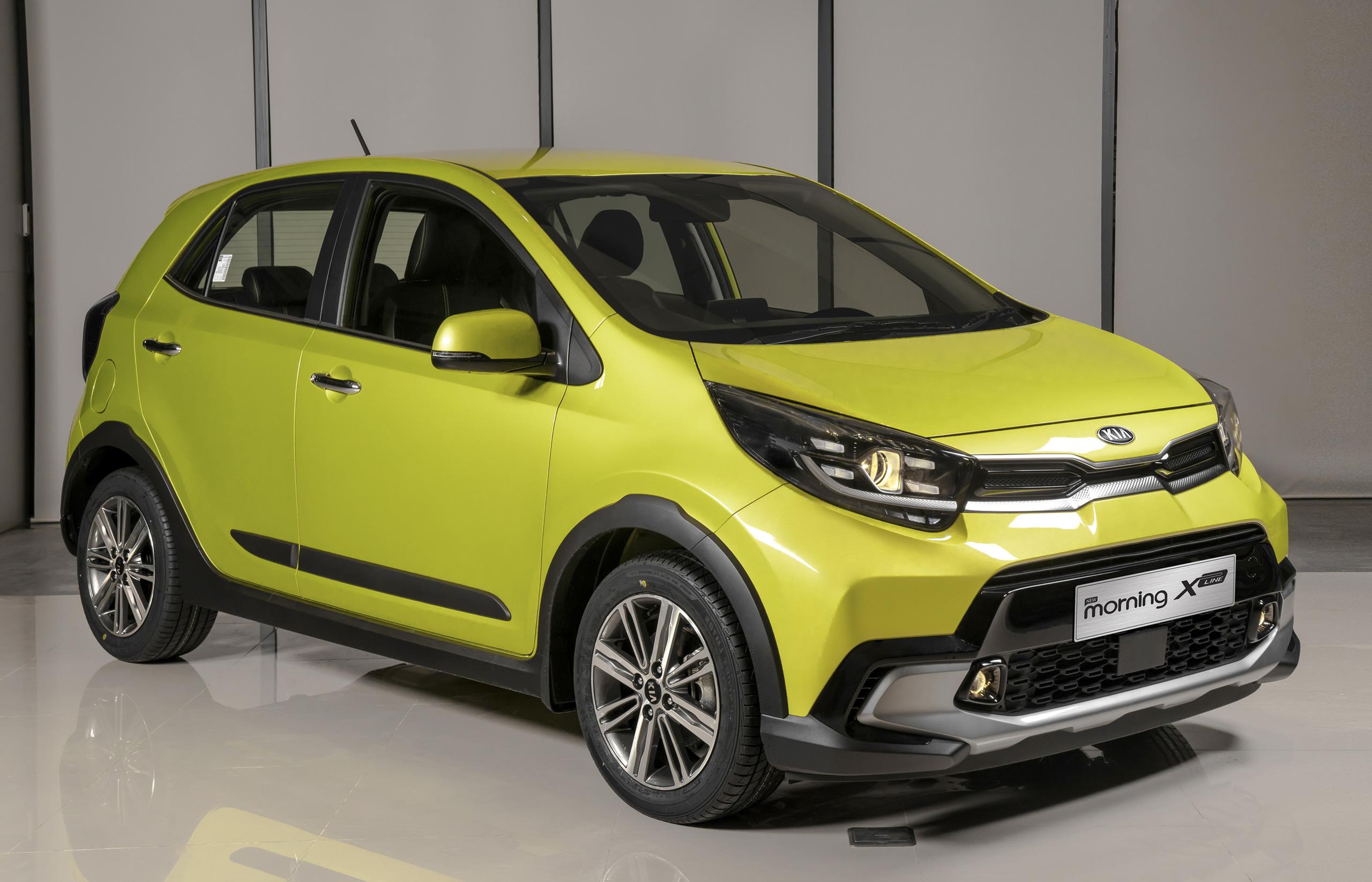 THACO ra mắt mẫu xe KIA Morning mới với giá từ 439 triệu đồng - Ảnh 2.