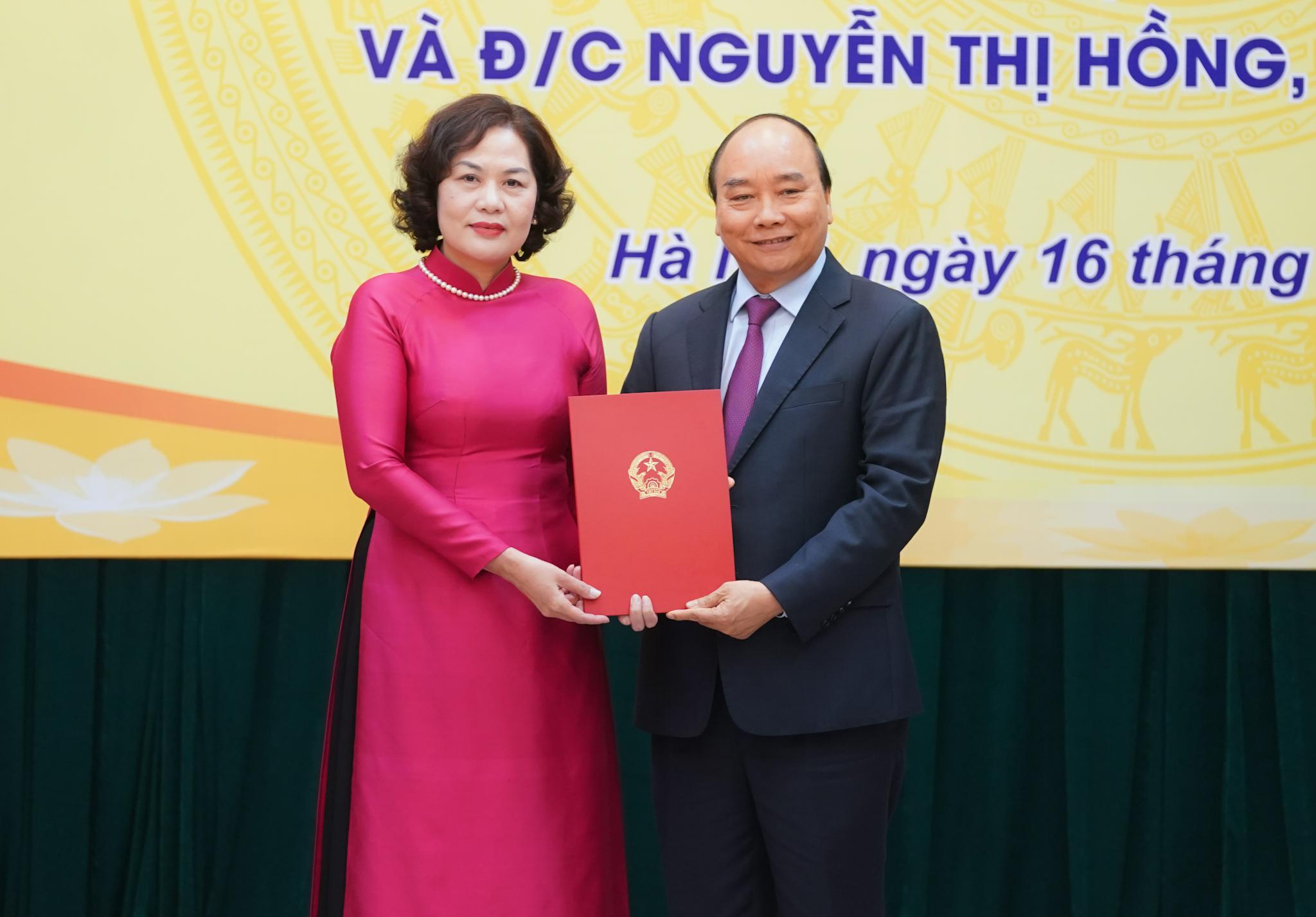 Thủ tướng: Đặt mục tiêu Việt Nam có ngân hàng lọt top đầu tốt nhất khu vực - Ảnh 1.