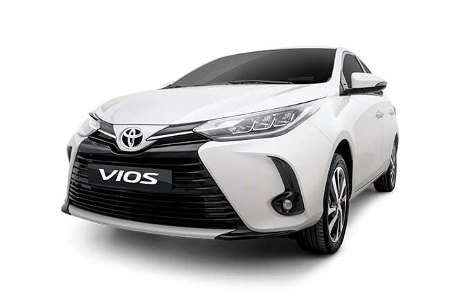 Toyota Vios 2021 có thiết kế giống Camry, giá chỉ từ 408 triệu đồng - Ảnh 1.