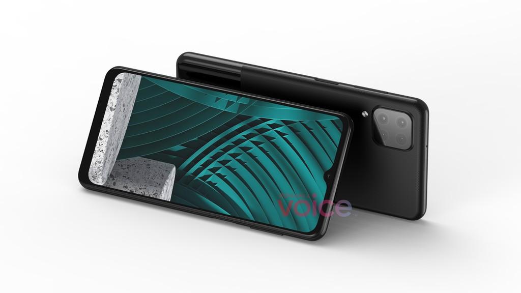 Samsung Galaxy M12: Màn hình giọt nước 6.5 inch, 4 camera hình vuông mặt sau - Ảnh 4.