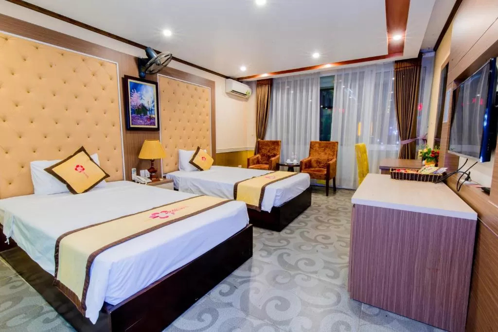 Khám phá top 5 khách sạn hạng sang được đông đảo du khách yêu thích tại Hòa Bình  - Ảnh 4.