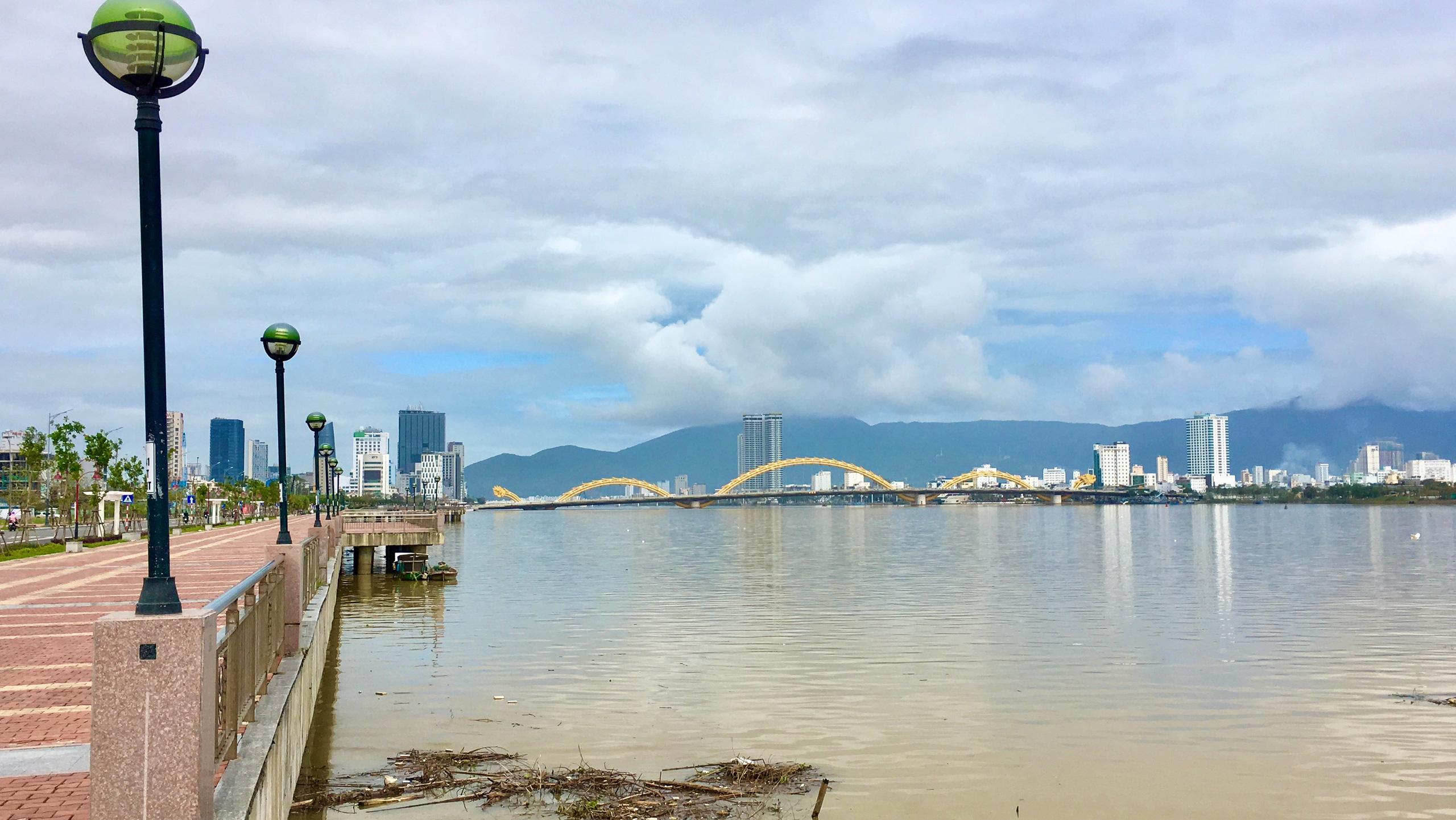 Hai vị trí ven sông Hàn Đà Nẵng kêu gọi đầu tư bến du thuyền quốc tế - Ảnh 3.