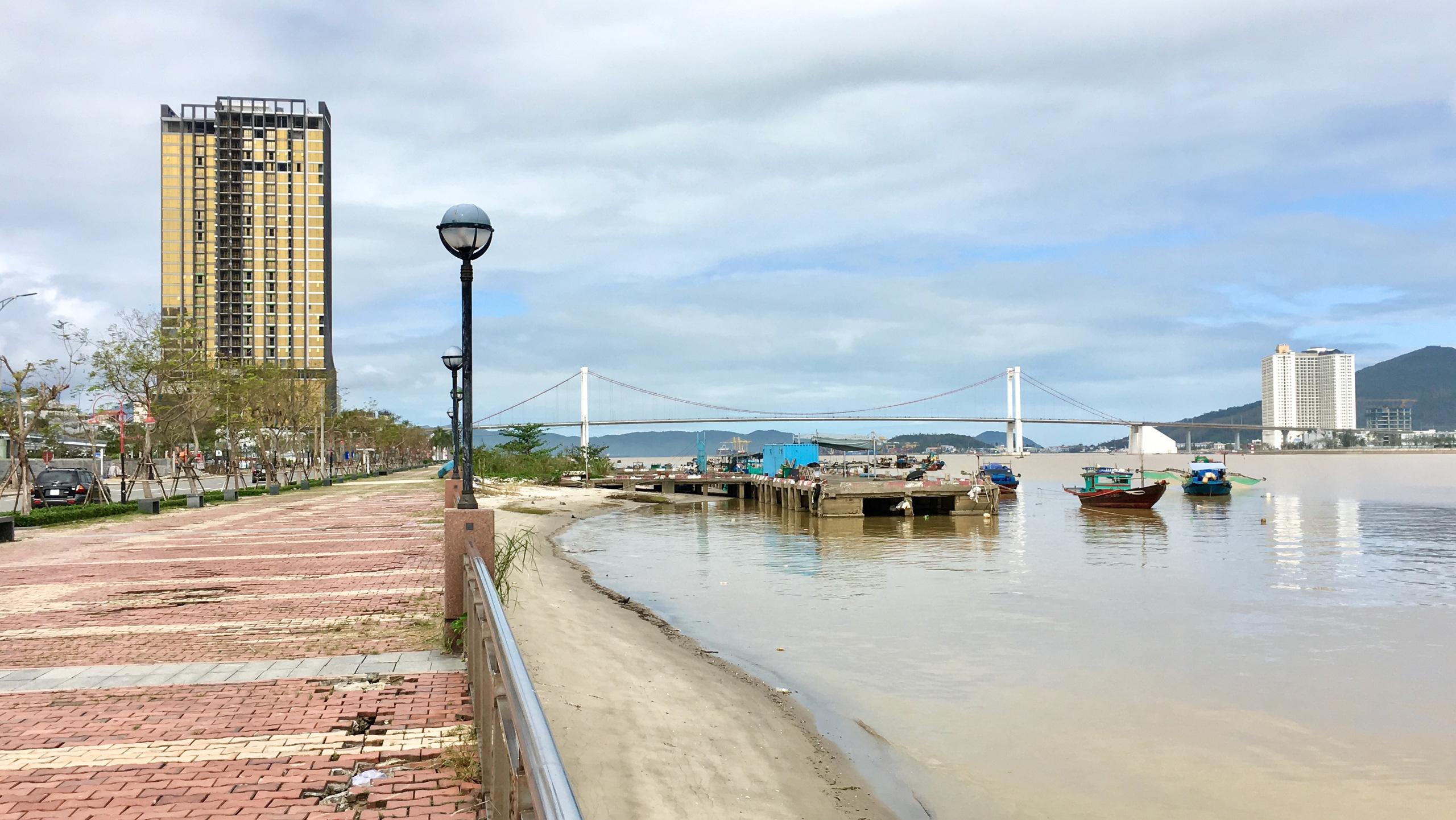 Hai vị trí ven sông Hàn Đà Nẵng kêu gọi đầu tư bến du thuyền quốc tế - Ảnh 4.