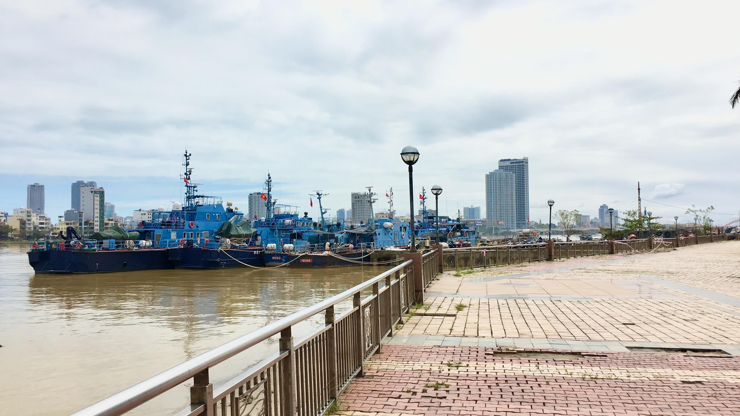 Hai vị trí ven sông Hàn Đà Nẵng kêu gọi đầu tư bến du thuyền quốc tế - Ảnh 5.