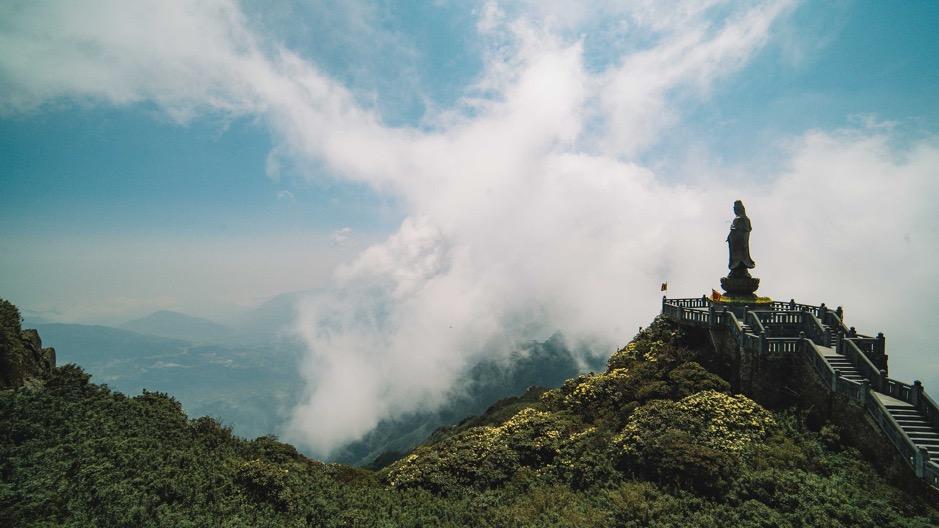 Đại lễ cầu quốc thái dân an lớn nhất diễn ra trên đỉnh Fansipan vào ngày 21/11  - Ảnh 3.