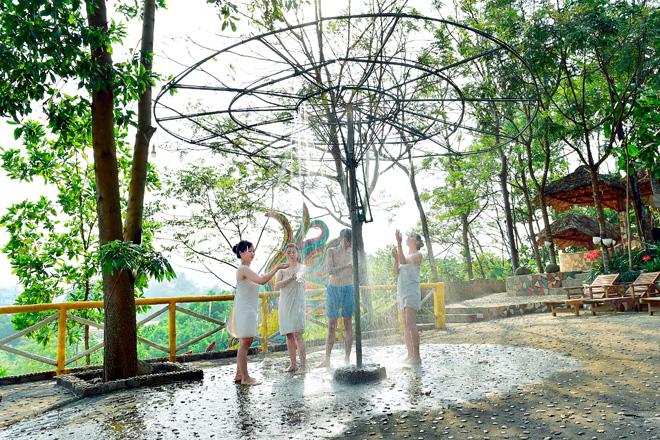 Suối khoáng Mỹ Lâm, địa điểm nghỉ dưỡng, thư giãn số một tại Tuyên Quang  - Ảnh 7.