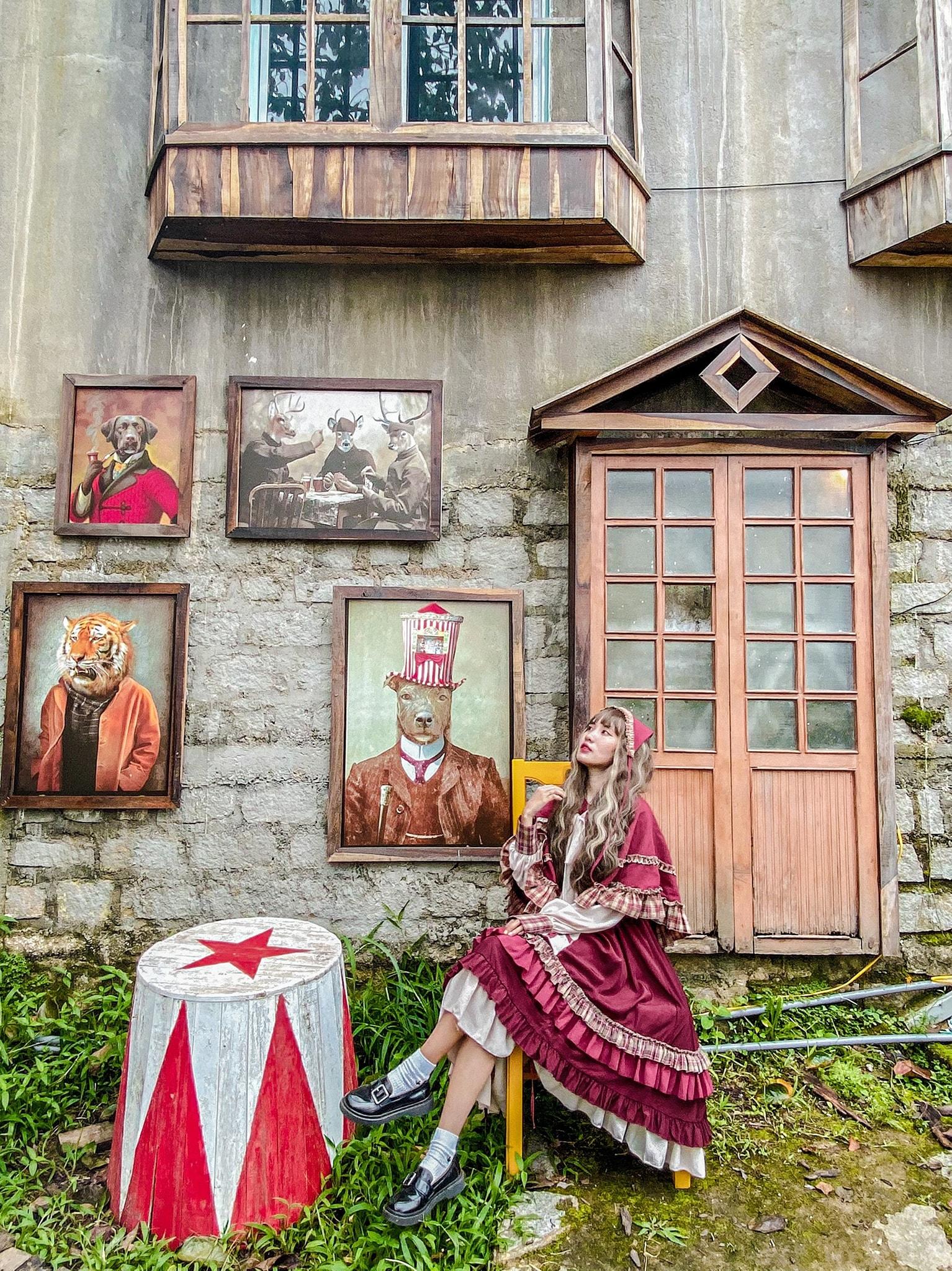 Săn ngay bộ ảnh ảo diệu tại ngôi làng phép thuật Magic Land, điểm check-in mới tại Đà Lạt - Ảnh 13.