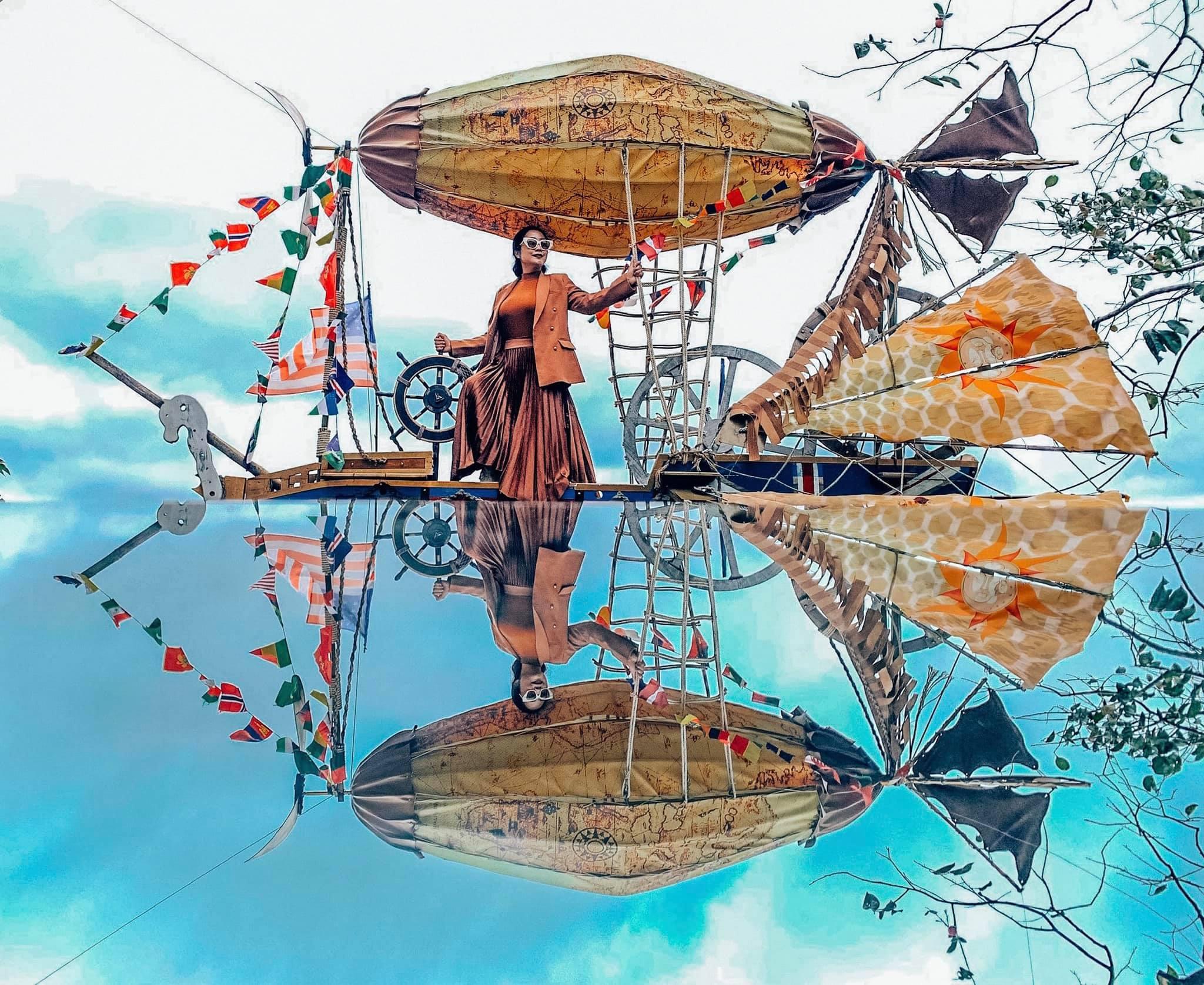 Săn ngay bộ ảnh ảo diệu tại ngôi làng phép thuật Magic Land, điểm check-in mới tại Đà Lạt - Ảnh 1.