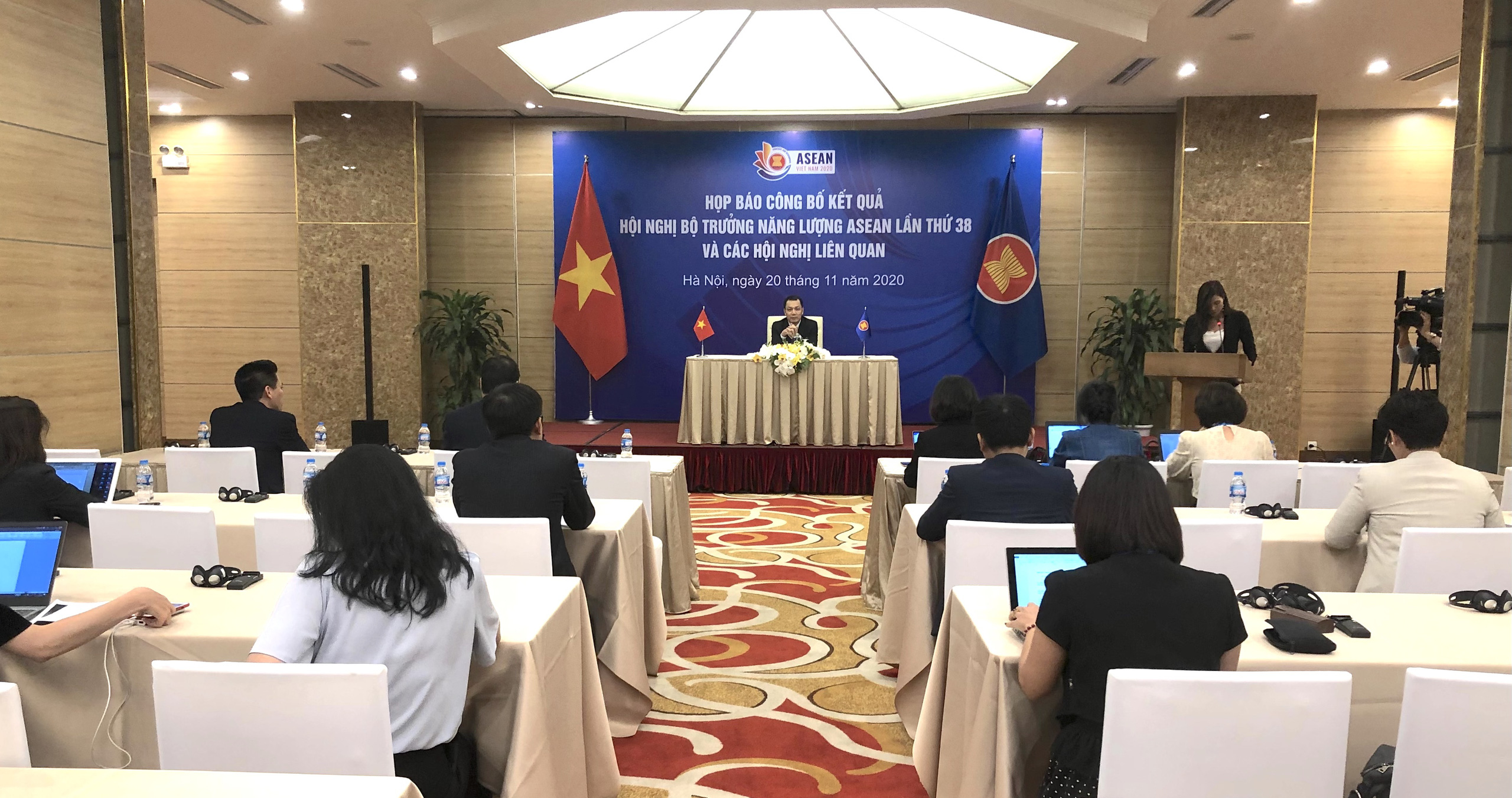 ASEAN đặt mục tiêu tỉ lệ năng lượng tái tạo đạt 23% vào năm 2025 - Ảnh 1.
