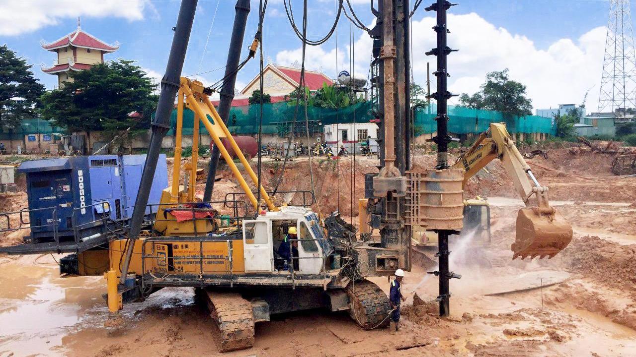 Khó khăn của doanh nghiệp BĐS nhìn từ nhóm ngành xây dựng - Ảnh 2.